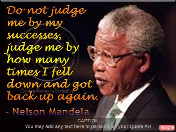 Nelson Mandela Quote 9