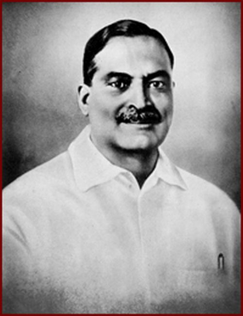 Dr Bidhan Chandra Roy
