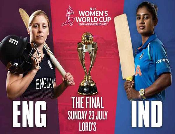 India vs England Final at Lord's