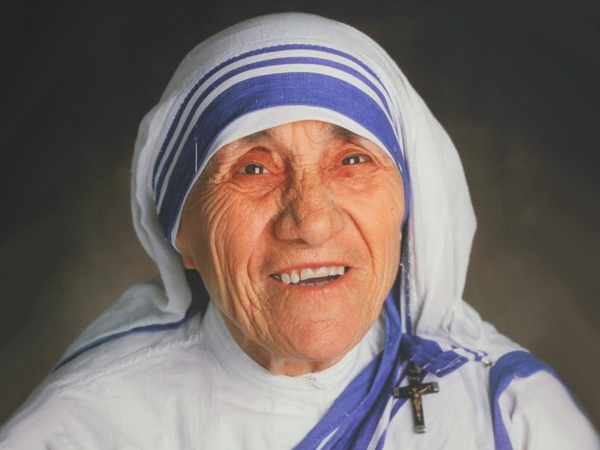 Mother Saint Teresa