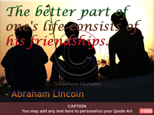 Friendship Quote 5