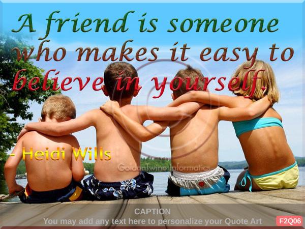 Friendship Quote 6