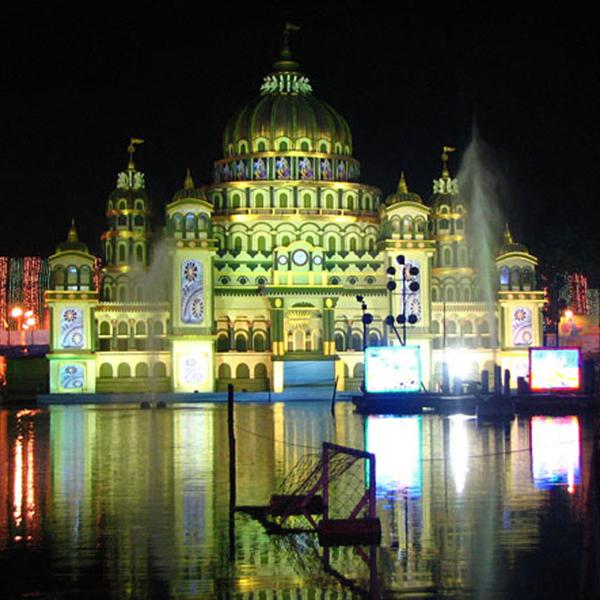 College Square Pandal in Central Kolkata