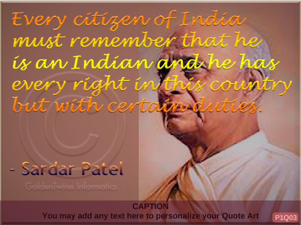 Sardar Patel Quote P1Q03