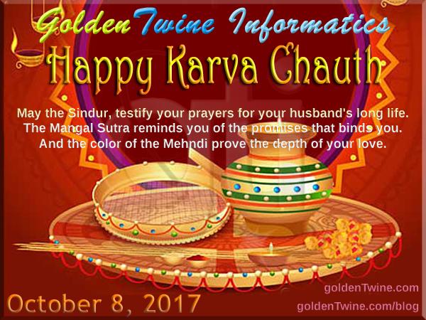 Blessed Karva Chauth 2017