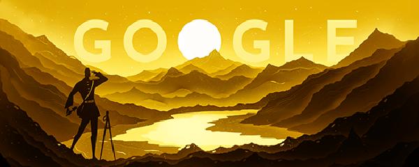 S Chandrasekhar's 107th Birthday Google Doodle