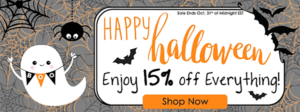 Save 15% for Halloween at HelloLife