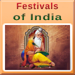 Indian Festival of Maharishi Valmiki Jayanti