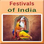 Indian Festival of Maharishi Valmiki Jayanti