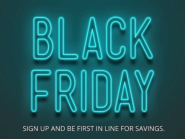 Black Friday Sale at BlueHost