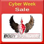 Cyber Week Sale at Body Spartan
