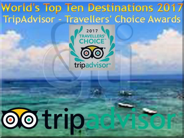 World's Top Ten Destinations 2017