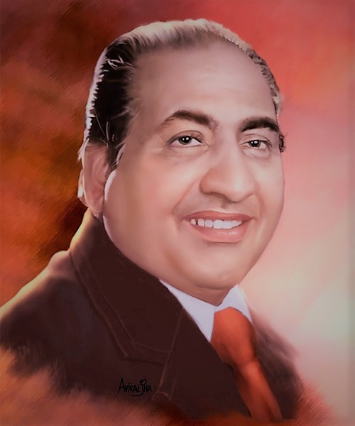 Indian King of Playback Singing - Mohammed Rafi