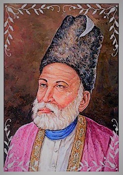 Mirza Asadullah Beg Khan 'Ghalib'