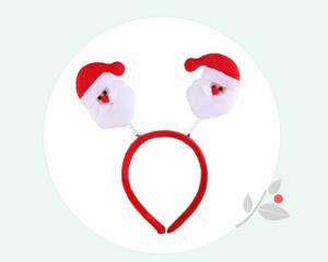Santa Hairbands