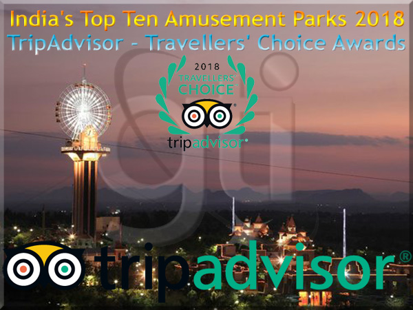 India's Top Ten Amusement Parks and Water Parks 2018