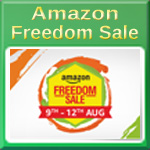 Amazon India Freedom Sale 9 to 12 August 2018