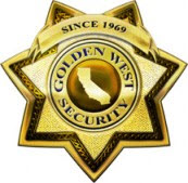 Golden West Security Logo