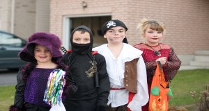 Halloween Safety and security