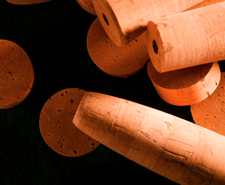 Cork and Grips
