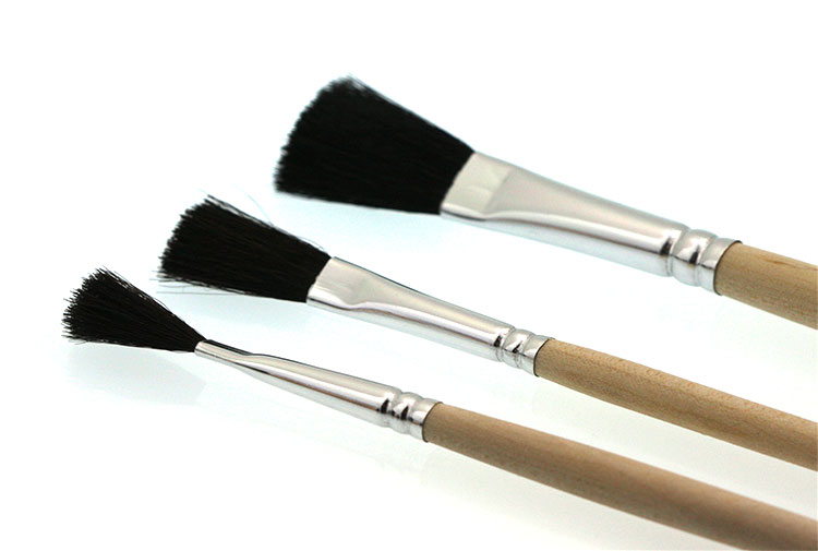 Ox-Hair-Brushes