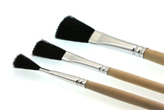 Ox-Hair-Brushes