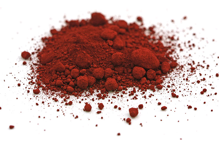 red-iron-oxide