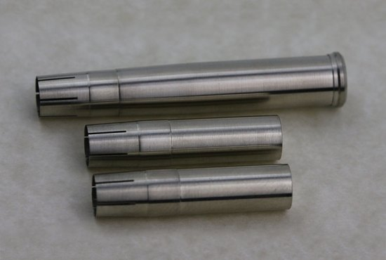 Truncated Super Swiss Hexagon Serrated Ferrules by CSE