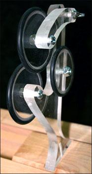 Master Track Wrapper Spare Roller