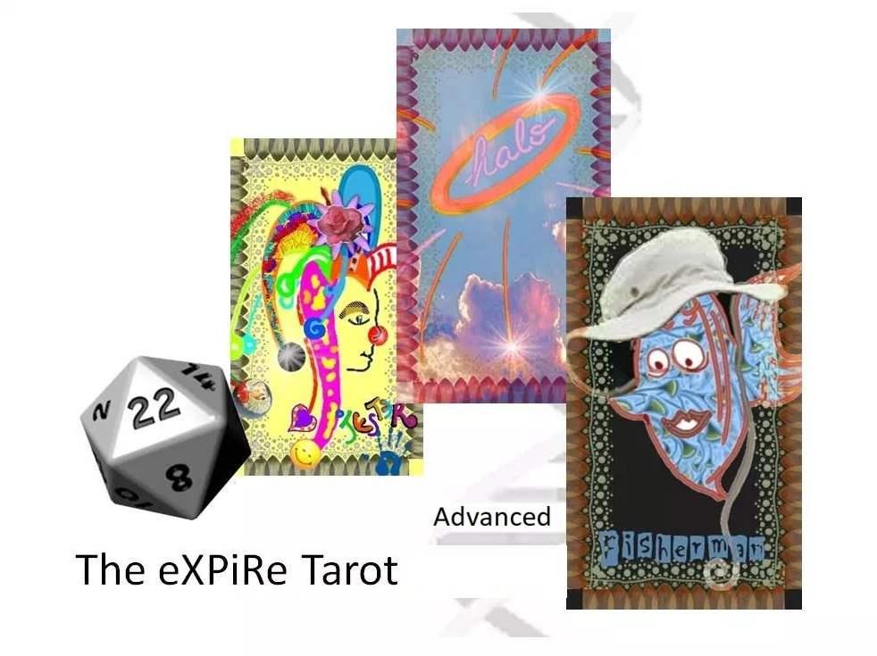 eXPiRe Tarot