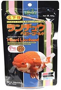 hikari lionhead sinking pellets