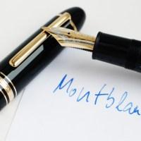 """Der Montblanc 149 """" Die Zigarre"""""""