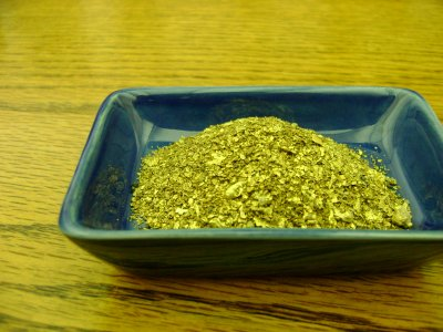 Gold from the Rogue River