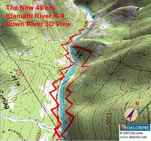 K-9 Down River View
