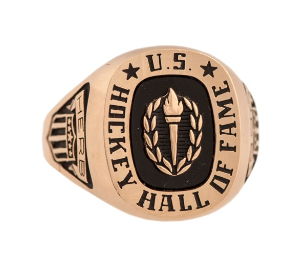 Hockey Hall of Fame Ring