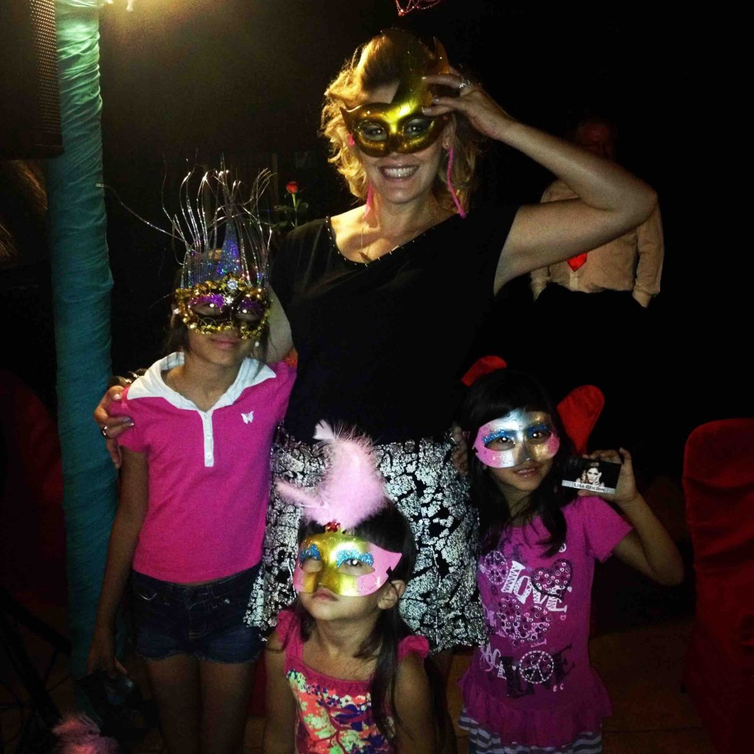 Ashiana SA, Valentine's Masquerade Ball