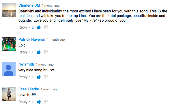 YouTube GoldinFans