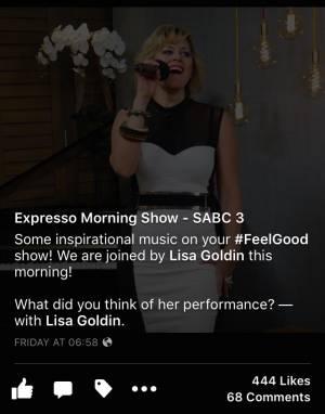 #ThisIsMyFire #ExpressoShow