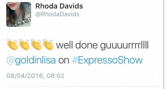 #ThisIsMyFire Rhonda
