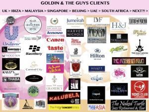 GoldinClients