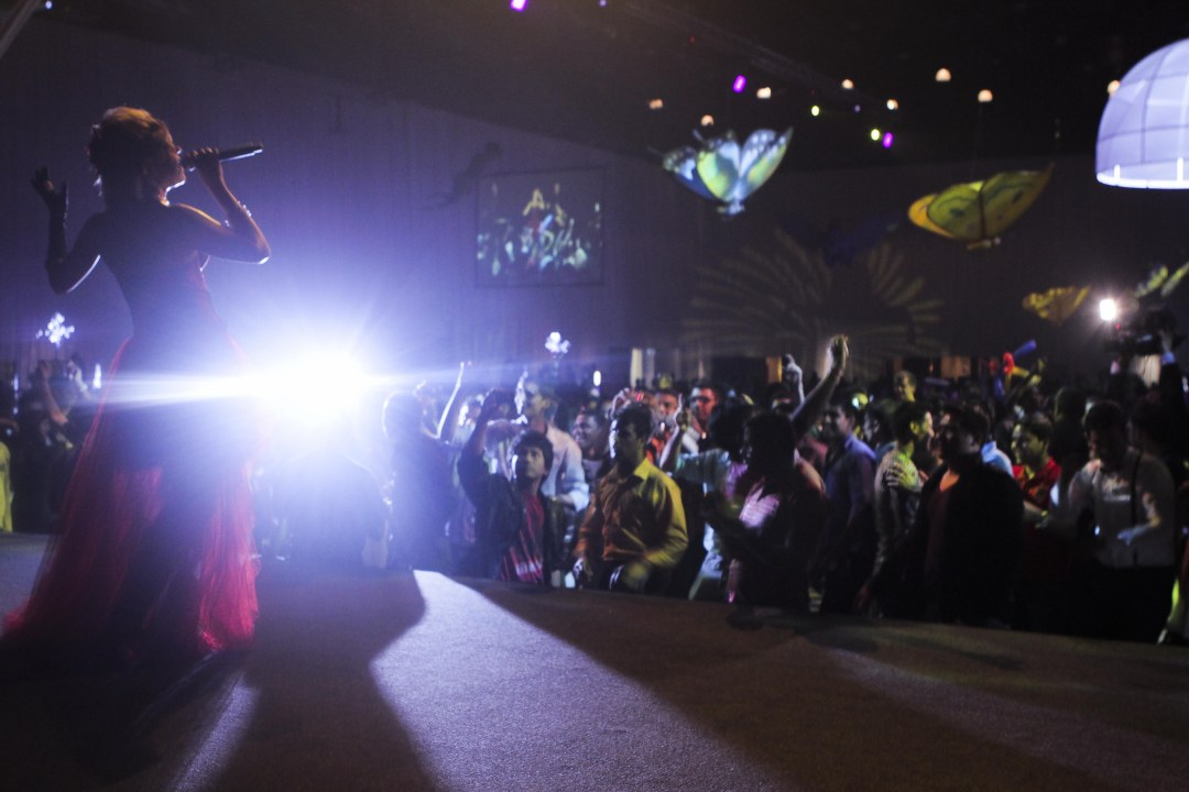 Madinat Jumeirah Audience 2012, Dubai