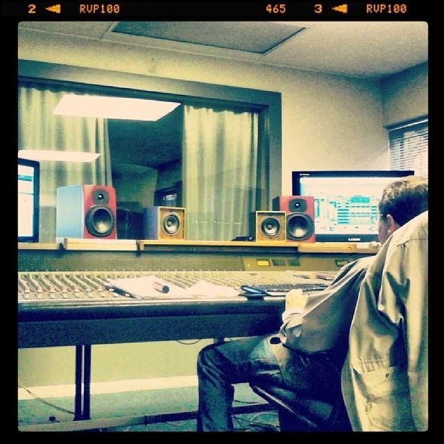 David Gresham Records - Recording 2014