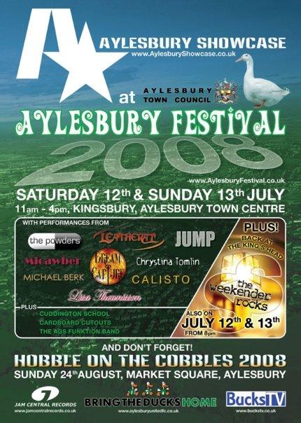 UK 2006-2010, Press - Aylesbury