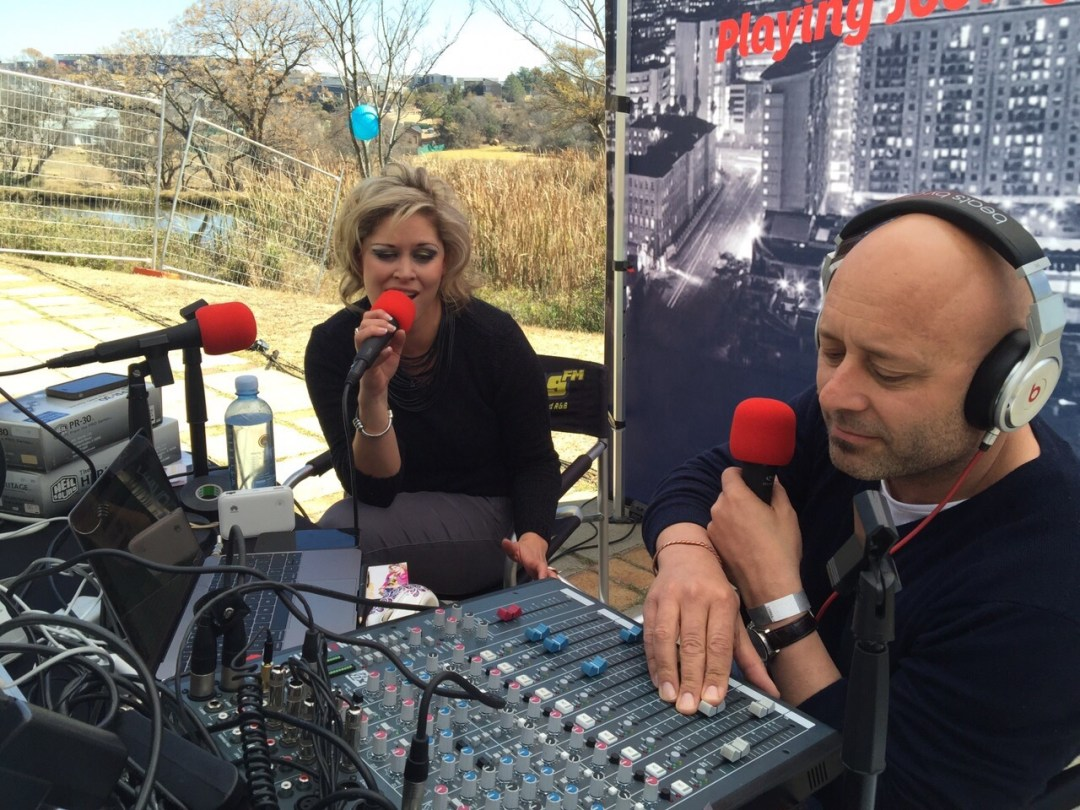 Hot 91.9FM Interview with Mark Pilgrim at Craft Beer Food & Wine Fair