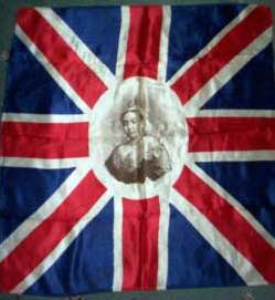 Canadian Victorian  Edwardian Flags