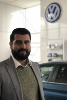 Gary Sandhu - Financial Services Manager