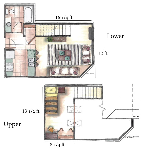 1 Bedroom B Apartments Madison Wi Campus Maple Glen Apartment Homes