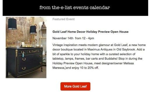 Gold Leaf Home Decor & Design – Furnishings, Accessories, Gifts, and ...