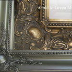 Silver Verde Picture Frame