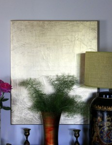 Gilded & Painted Artworks